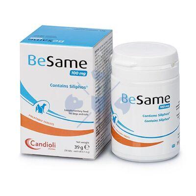 Candioli BeSame 100 mg tabletta májműködés támogatására 30 db