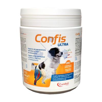 Confis Ultra tabletta 240 db ízületvédő tabletta kutyák részére