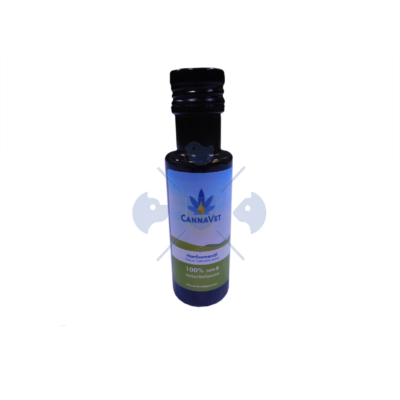 CannaVet Bio Kendermag olaj  100ml (Hemp-Seed-Oil)